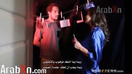 الابن يلتقط الصور لأمه وهي عارية سكس محارم مترجم