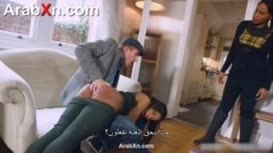داني يعاقب إبنت حبيبته بزبه بسبب الاحترام سكس مترجم