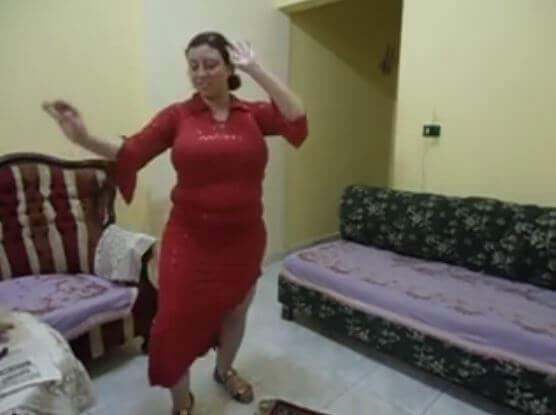 رقص سكس عربي - مصرية جميلة ترقص تجعل الزب يجلخ وحده