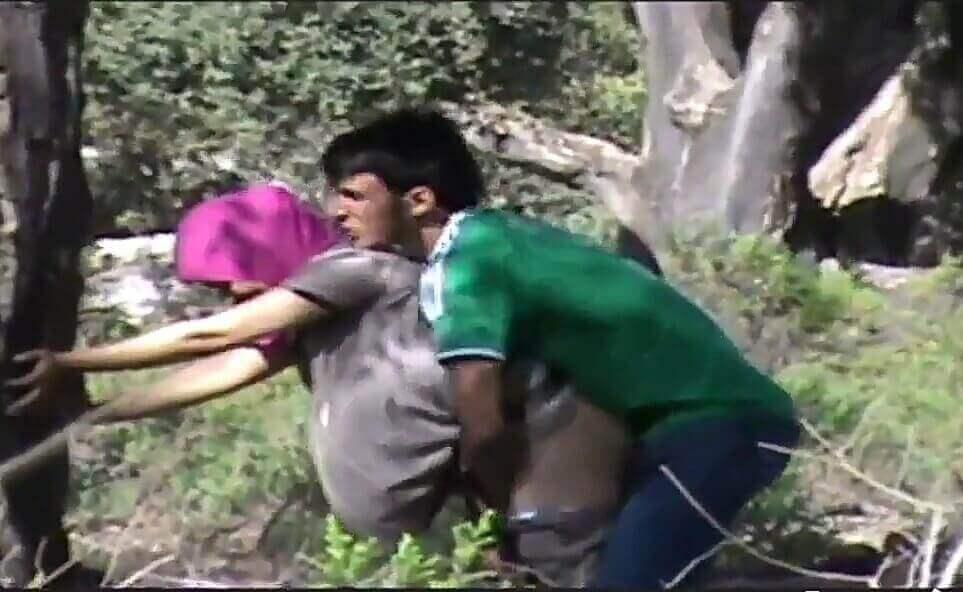 سكس عربي , نيك في الغابة متل الحياوانات